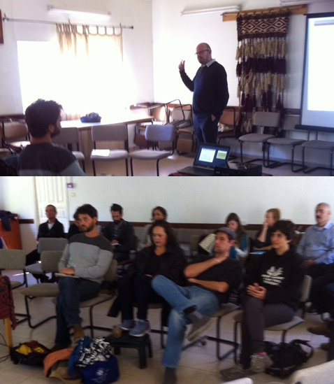 Prof. Dan Rabinovitz lecture